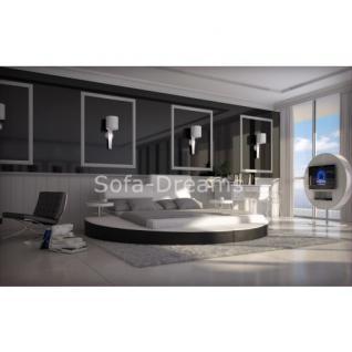 rundbett wei g nstig sicher kaufen bei yatego. Black Bedroom Furniture Sets. Home Design Ideas