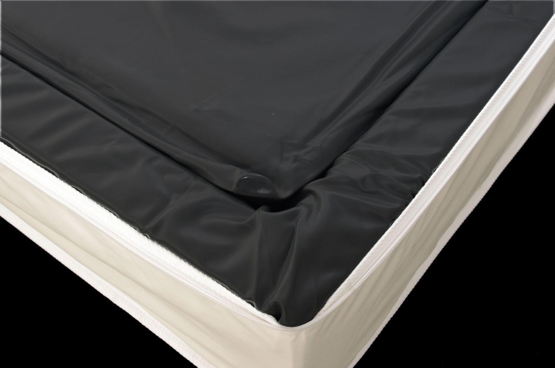 wasserbett caserta led komplett set wei kaufen bei pmr handelsgesellschaft mbh. Black Bedroom Furniture Sets. Home Design Ideas