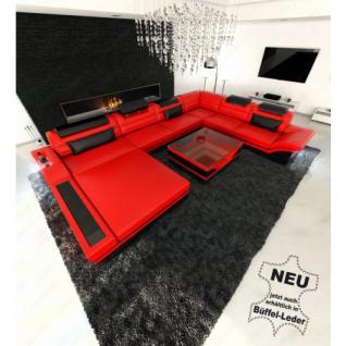 leder ecksofa wohnlandschaft g nstig online kaufen yatego. Black Bedroom Furniture Sets. Home Design Ideas
