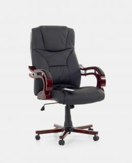 leder chefsessel massagesessel emperor b rosessel mit massage schwarz sessel f r b ro g nstig. Black Bedroom Furniture Sets. Home Design Ideas