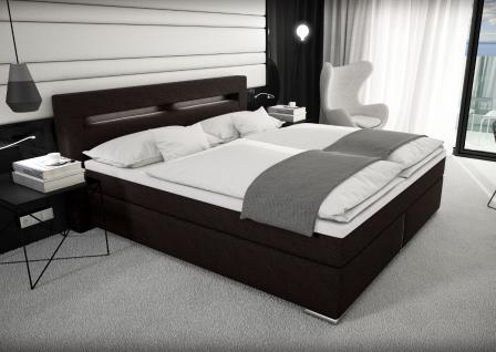 leder bett g nstig sicher kaufen bei yatego. Black Bedroom Furniture Sets. Home Design Ideas