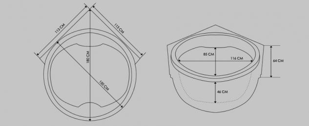 PostaPlan.com = Badewanne Rund Whirlpool ~ Badewanne Design ...