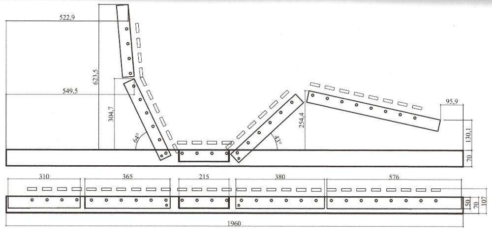 7 zonen motor teller lattenrost tellerfeder lattenrahmen. Black Bedroom Furniture Sets. Home Design Ideas