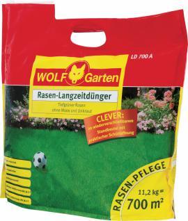MTD Rasen-Langzeitdünger für 700 m², 11, 2 kg