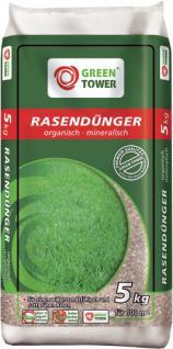 GREEN TOWER Rasendünger Beutel à 5 kg