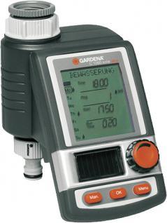 Gardena Bewässerungscomputer C 1060 solar plus