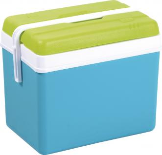Kühlbox Promotion 24 Liter grün-blau