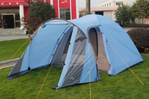 Familienzelt Zelt RIVA 4 für 4 Personen, Zelt, Camping