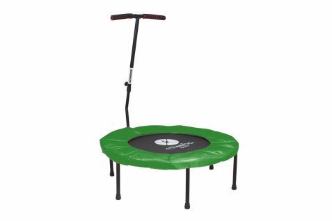 Miweba JUMPNESS Fitness Trampolin Round 40`grün inklusive Pad