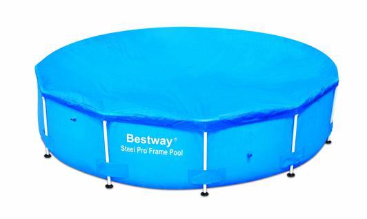 Bestway Abdeckplane für Frame Pool Ø 366 cm