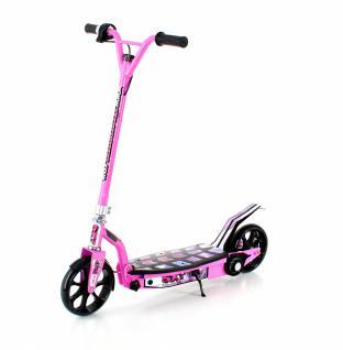SXT100 Elektroscooter pink Kinderscooter Roller