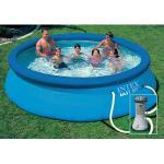 Pool Easy Set Swimmingpool Planschbecken 366 x 76 cm inkl. Pumpe