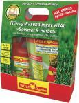 MTD 2 x Flüssig-Rasendünger VITAL Sommer & Herbst 2, 5 Liter