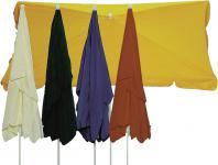Consul Garden Sonnenschirm, blau, 4-teilig