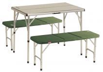 Pack-Away Tisch-Bank-Set für 4 Personen