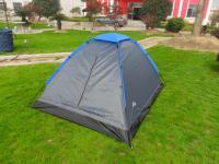 Kuppelzelt Monodome Zelt Camping, für 2 Personen, 205 x 150 cm