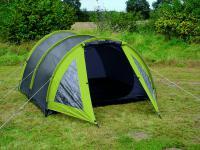 Tunnelzelt Camping Zelt MALLORCA, 3 Personen, WS 2000 mm