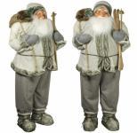 Weihnachtsmann Santaclaus Nikolaus PETER 120 cm