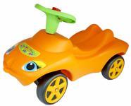 """Rutscher Action Racer """" My lovely car"""" – orange mit Hupe"""
