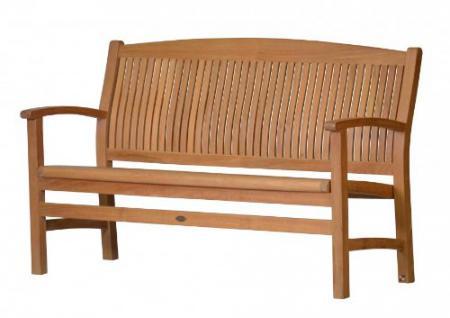elegante gartenbank aus der premium serie brighton. Black Bedroom Furniture Sets. Home Design Ideas