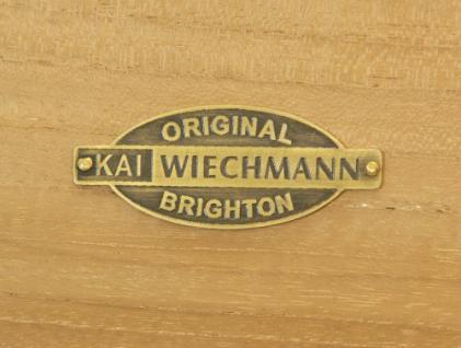 """Eleganter Gartenklapptisch aus der Premium-Serie """"Brighton"""" gefertigt aus Teakholz 80x80 cm von Kai Wiechmann® / Holztisch/ Gartenmöbel/ Klapptisch/ Gartentisch/ Esstisch/ massiv/ quadratisch/ klappbar/ zusammenklappbar/ Premium-Qualität von Kai - Vorschau 3"""