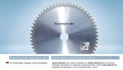 HM Kreissägeblatt 190x2,8/1,8x30mm 16WZ - Vorschau