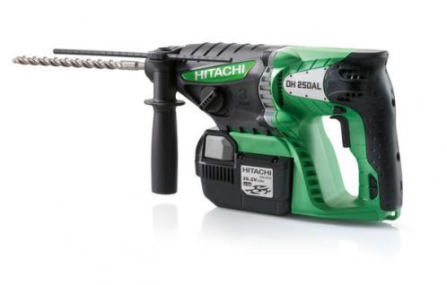 Hitachi Bohrhammer DH 25DL 3.0L