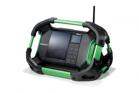 Hitachi Akku-Radio UR 18DSDL basic