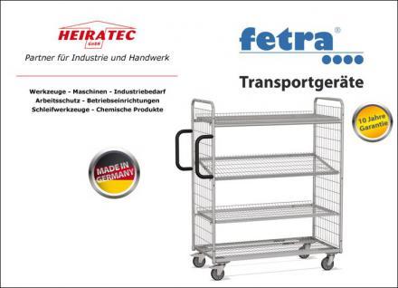 Fetra Kommissionierwagen 28500 - Vorschau 2