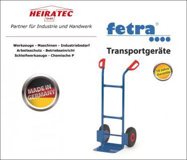Fetra Stahlrohrkarre B1125L - Vorschau 2