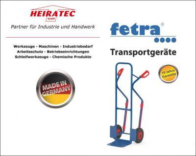 Fetra Stahlrohrkarre B1330L - Vorschau 2