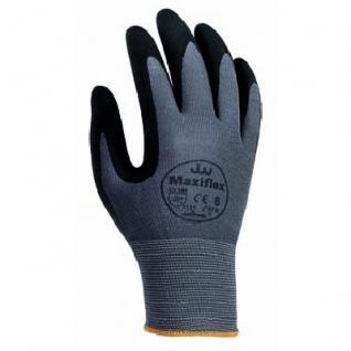 MAXIFLEX PLUS Nylon-Strickhandschuhe