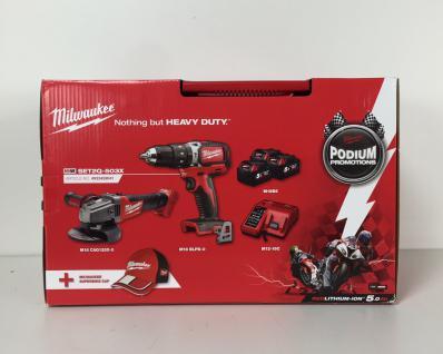 Milwaukee Akku Set M18 SET 2Q-503X
