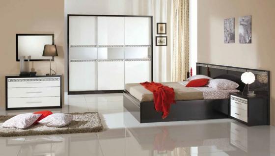 Schlafzimmer Schwarz Weiß günstig kaufen bei Yatego