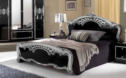 bett silber g nstig sicher kaufen bei yatego. Black Bedroom Furniture Sets. Home Design Ideas