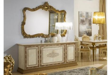 Jenny Kommode schwarz gold für Wohnzimmer Buffetschrank - Kaufen ...
