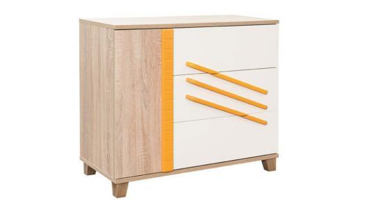 gelb kommode g nstig sicher kaufen bei yatego. Black Bedroom Furniture Sets. Home Design Ideas