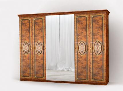 Kleiderschrank weiß barock  Barock Kleiderschrank online bestellen bei Yatego