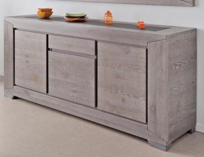 sideboard kommode grau online bestellen bei yatego. Black Bedroom Furniture Sets. Home Design Ideas