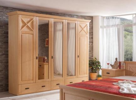 schlafzimmer pinie massiv g nstig kaufen bei yatego. Black Bedroom Furniture Sets. Home Design Ideas