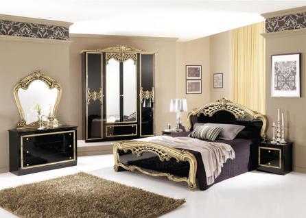 Schlafzimmer Möbel Schwarz online kaufen bei Yatego
