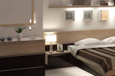 leder bett braun g nstig sicher kaufen bei yatego. Black Bedroom Furniture Sets. Home Design Ideas