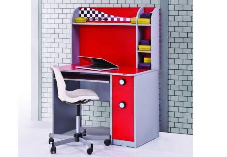 schreibtisch mit aufsatz g nstig kaufen bei yatego. Black Bedroom Furniture Sets. Home Design Ideas
