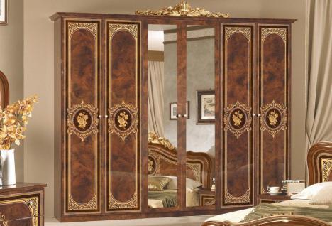 kleiderschrank t rig walnuss g nstig online kaufen yatego. Black Bedroom Furniture Sets. Home Design Ideas