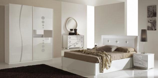schlafzimmer creme g nstig online kaufen bei yatego. Black Bedroom Furniture Sets. Home Design Ideas