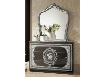 spiegel kommode schlafzimmer günstig online kaufen - yatego - Schlafzimmer Schwarz Silber