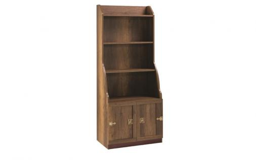 korsan pirat b cherregal in braun f r kinderzimmer kaufen bei kapa m bel. Black Bedroom Furniture Sets. Home Design Ideas