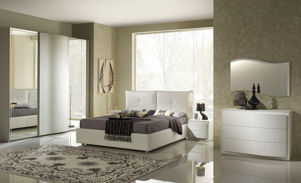 schlafzimmer chana stauraum bett taila 180x 200 cm weiss kaufen bei kapa m bel. Black Bedroom Furniture Sets. Home Design Ideas