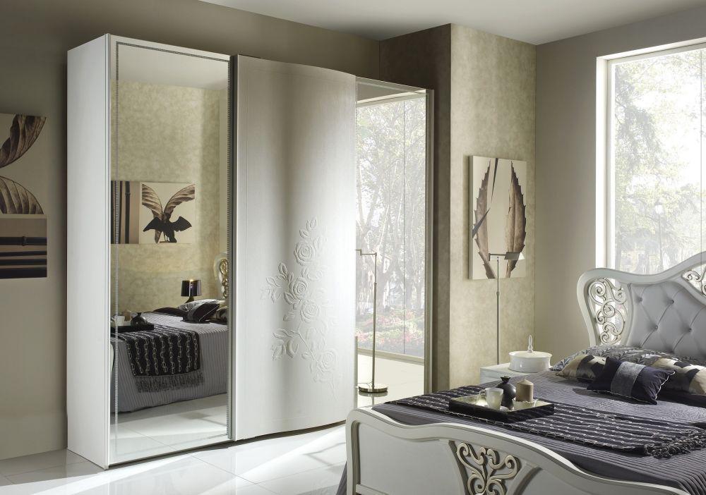 bett harmony 160x200 in weiss creme luxus kaufen bei kapa m bel. Black Bedroom Furniture Sets. Home Design Ideas