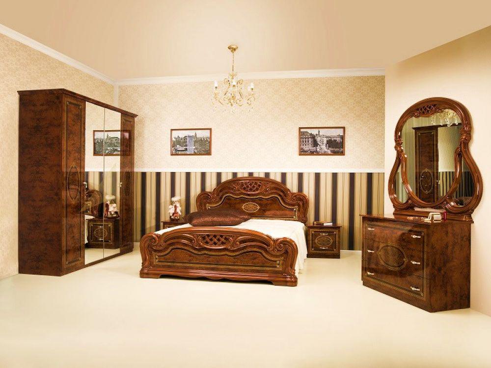 Kleiderschrank weiß barock  Kleiderschrank Lana beige creme klassisch Barock Stilmöbel ...
